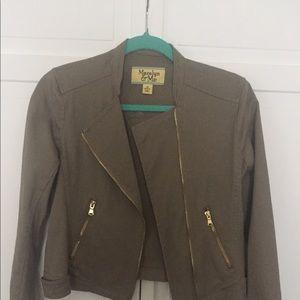 MOTO style jacket